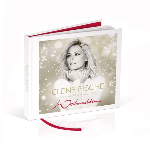 Weihnachten (Deluxe Version 2CD+DVD) von Helene Fischer - 2CD + DVD jetzt im Ich find Schlager toll Shop