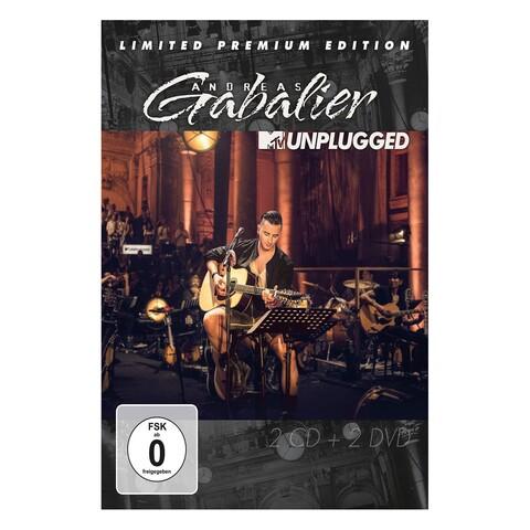 MTV Unplugged (Limited Premium 2CD + 2DVD) von Andreas Gabalier - Boxset jetzt im Ich find Schlager toll Store