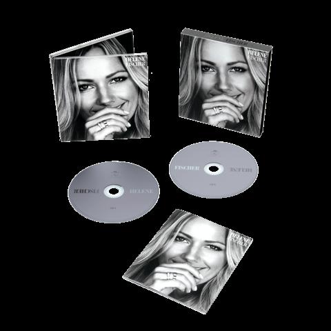 Helene Fischer (Deluxe Edt.) von Helene Fischer - 2CD jetzt im Ich find Schlager toll Shop