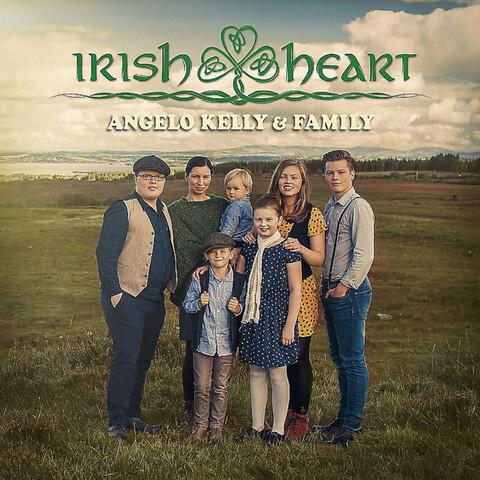 Irish Heart von Angelo Kelly & Family - CD jetzt im Ich find Schlager toll Store