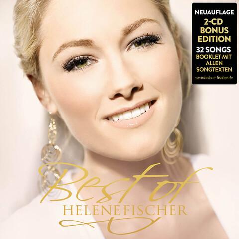Best of (Bonus Edt.) von Helene Fischer - 2CD jetzt im Ich find Schlager toll Shop