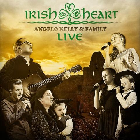 Irish Heart - Live von Angelo Kelly & Family - CD jetzt im Ich find Schlager toll Store