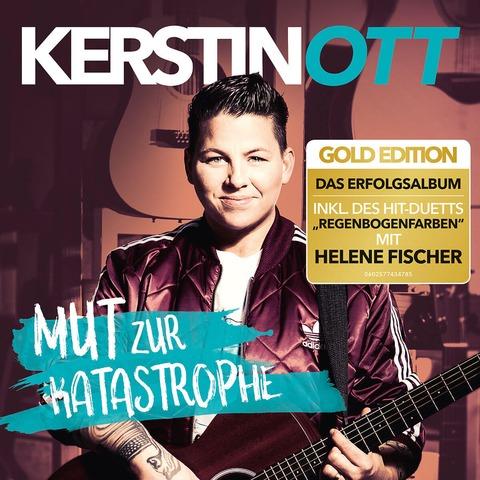 Mut zur Katastrophe (Gold Edition) von Kerstin Ott - CD jetzt im Ich find Schlager toll Shop