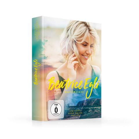 Natürlich! (Ltd. Super Deluxe Edition) von Beatrice Egli - 3 CD, DVD, BR jetzt im Ich find Schlager toll Shop