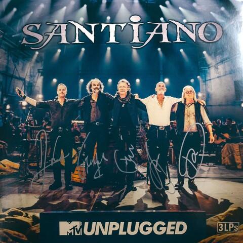 MTV Unplugged (EXKL. SIGNIERTE Ltd. 3LP) von Santiano - LP jetzt im Ich find Schlager toll Shop