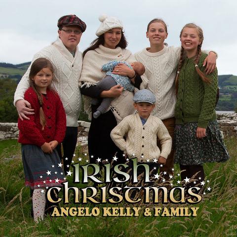 Irish Christmas von Angelo Kelly & Family - CD jetzt im Ich find Schlager toll Store